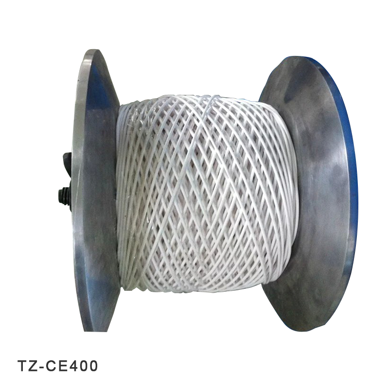Ethernet Cable Cross Figure Coiling Machine | TaiZheng