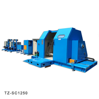 Cantilever Single Twisting Machine | Wire Twister for Sale - TaiZheng