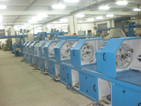 Horizontal Multi-layer Auto Wire Cable Tapping Machine | TaiZheng