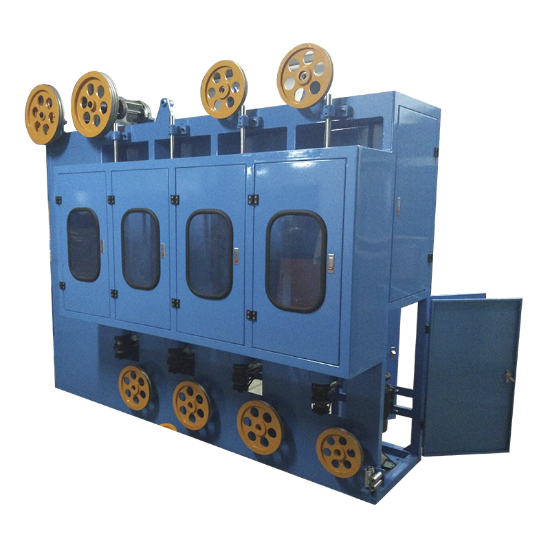 Vertical Four Layer Automatic Mica Tapping Machine | TaiZheng