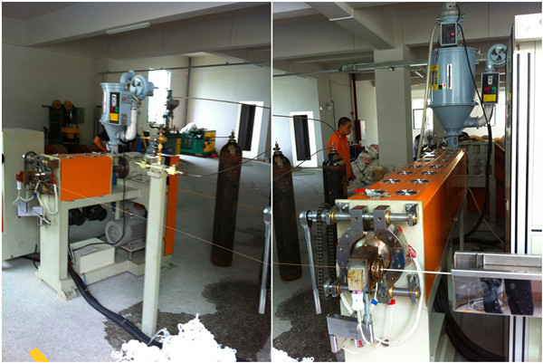 Physical Foaming Extruder | Plastic Extruder Manufacturer - TaiZheng
