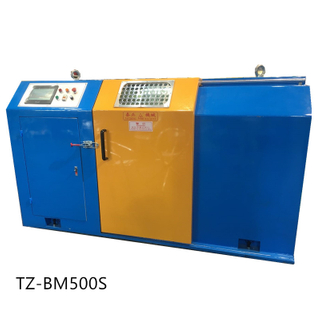TZ-BM500S Double twist bunching machine