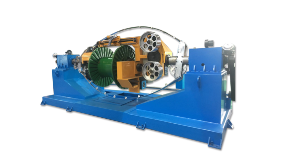 cable bunching machine