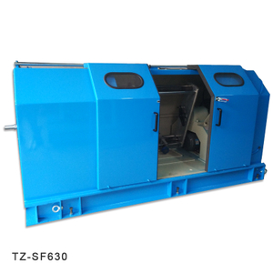 Frame Type Single Twisting Machine | TaiZheng